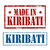 набор · марок · Гранж · резиновые · текста · Кирибати - Сток-фото © carmen2011
