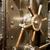 porta · de · entrada · feminino · mão · trancar · casa · metal - foto stock © cboswell