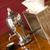 tazze · di · caffè · vetro · vuota · fine · sfondo · bianco - foto d'archivio © cboswell