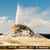 白 · ドーム · 間欠泉 · 水 · テクスチャ - ストックフォト © cboswell