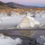 kaya · tuz · gün · batımı · göl · Kaliforniya · doğa - stok fotoğraf © cboswell