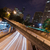Seattle · linha · do · horizonte · pôr · do · sol · Washington · auto-estrada · cidade - foto stock © cboswell