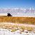 autostrady · śniegu · góry · krajobraz · charakter · górskich - zdjęcia stock © cboswell