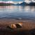montanhas · cenário · pedras · lago · belo · natureza - foto stock © cboswell