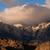 mt whitney covered cumulus cloud sierra nevada range california stock photo © cboswell