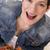 возбужденный · голодный · молодые · Октоберфест · женщину - Сток-фото © cboswell