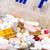 természetes · gyógymódok · kiegészítő · vitamin · gyógyszer · tabletta · üveg - stock fotó © cboswell