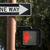 placa · sinalizadora · isolado · branco · estrada · fundo - foto stock © cboswell