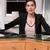 ビジネス女性 · オフィス · 肖像 · 作業 - ストックフォト © cboswell
