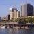 épületek · infrastruktúra · Washington · víz · napfelkelte · város - stock fotó © cboswell