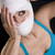 mulher · retrato · menina · cara · sensual · modelo - foto stock © cboswell