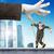 ビジネスマン · 絞首刑 · のような · マリオネット · 画像 · 単語 - ストックフォト © cherezoff