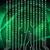 抽象的な · 緑 · 番号 · 行列 - ストックフォト © cherezoff