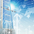 aereo · grattacieli · frecce · crescita · business · costruzione - foto d'archivio © cherezoff