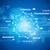 Blauw · abstract · grafisch · charts · muziek · internet - stockfoto © cherezoff