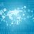 mapie · świata · informacji · globalny · technologia · informacyjna · komunikacji · Internetu - zdjęcia stock © cherezoff
