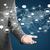 mano · globale · business · rete · comunicazione · nube - foto d'archivio © cherezoff