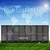 set of metal lockers on green grass stock photo © cherezoff