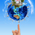 hand goes to the planet earth stock photo © cherezoff