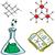 átomo · símbolo · isolado · branco · ilustração · tecnologia - foto stock © cherezoff