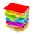3D · kitaplar · 3d · illustration · beyaz - stok fotoğraf © cherezoff