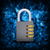 Binärcode · Kombinationsschloss · abstrakten · elektronischen · Computer · Internet - stock foto © cherezoff