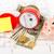 água · piggy · bank · adesivo · vermelho · dinheiro · fundo - foto stock © cherezoff
