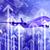 pénzügy · oszlopdiagram · nyilak · illusztráció · terv · kék - stock fotó © cherezoff