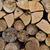 wood chopped firewood stacked on the stack stock photo © cherezoff