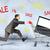 üzletember · laptop · bevásárlókocsi · mosoly · munka · vásárlás - stock fotó © cherezoff