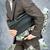 businessman holding suitcase with cash stock photo © cherezoff