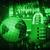 未来的な · 統合された · 回路 · コード · ロック · 世界中 - ストックフォト © cherezoff