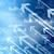 azul · tecnologia · previsão · de · vendas · dados · abstrato - foto stock © cherezoff