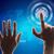 kéz · kisajtolás · érintőképernyő · gomb · terv · technológia - stock fotó © cherezoff