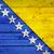 grunge · Bosnia · Herzegovina · bandera · país · oficial · colores - foto stock © cherezoff