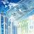 avião · arranha-céus · crescimento · negócio · edifício - foto stock © cherezoff