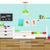 children room interior vector stock photo © cherezoff