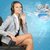 businesswoman in headset and globe stock photo © cherezoff