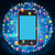 okostelefon · alkalmazás · ikonok · szoftver · számítógép · internet - stock fotó © cherezoff
