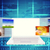 toetsenbord · kleurrijk · wereldkaart · abstract · nummers - stockfoto © cherezoff