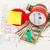 água · adesivo · componentes · vermelho · numerário · fundo - foto stock © cherezoff