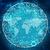 mapie · świata · biały · świat · odizolowany · białe · tło · i - zdjęcia stock © cherezoff