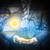 3D · kék · fogaskerék · ikon · fehér · technológia - stock fotó © cherezoff