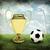 dorado · balón · de · fútbol · diferente · piezas · oro · victoria - foto stock © cherezoff