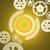 résumé · Cog · roues · coloré · lumière - photo stock © cherezoff