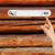 menselijke · hand · Zoek · bar · browser · houten - stockfoto © cherezoff