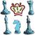 xadrez · jogo · tabuleiro · de · xadrez · ícone - foto stock © cherezoff