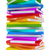 pile of colorful books stock photo © cherezoff