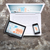 desktop · laptops · smartphones · cd · usb - stockfoto © cherezoff