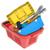 tool box in shopping basket stock photo © cherezoff